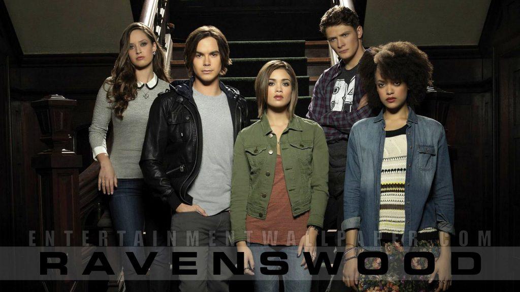 Os protagonistas: Olivia (Merritt Patterson), Caleb, Miranda, Luke (Brett Dier) e Remy ( Britne Oldford)