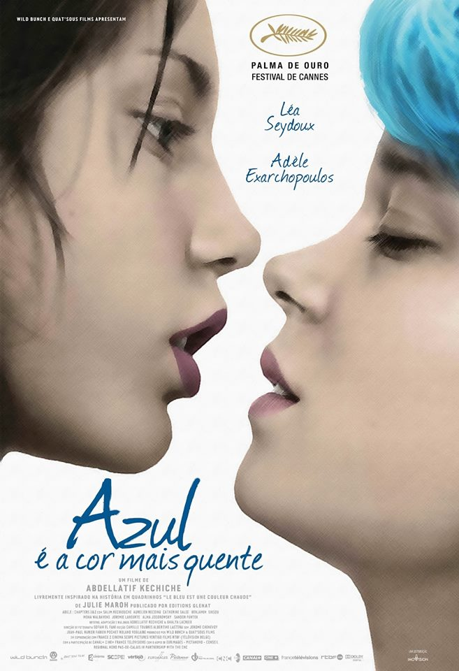 Cartaz oficial do filme em Português