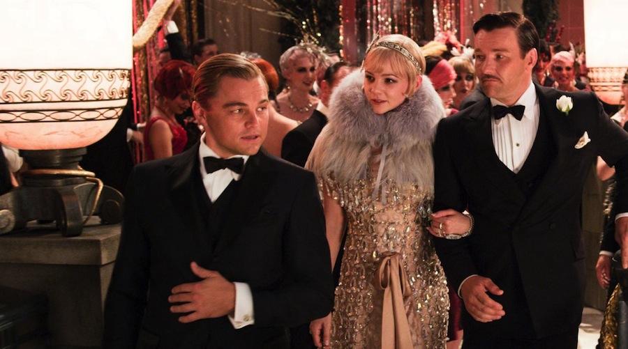 """""""O Grande Gatsby"""", de Barz Lhurmann, pode ter chances nas categorias que priorizam elementos estéticos"""