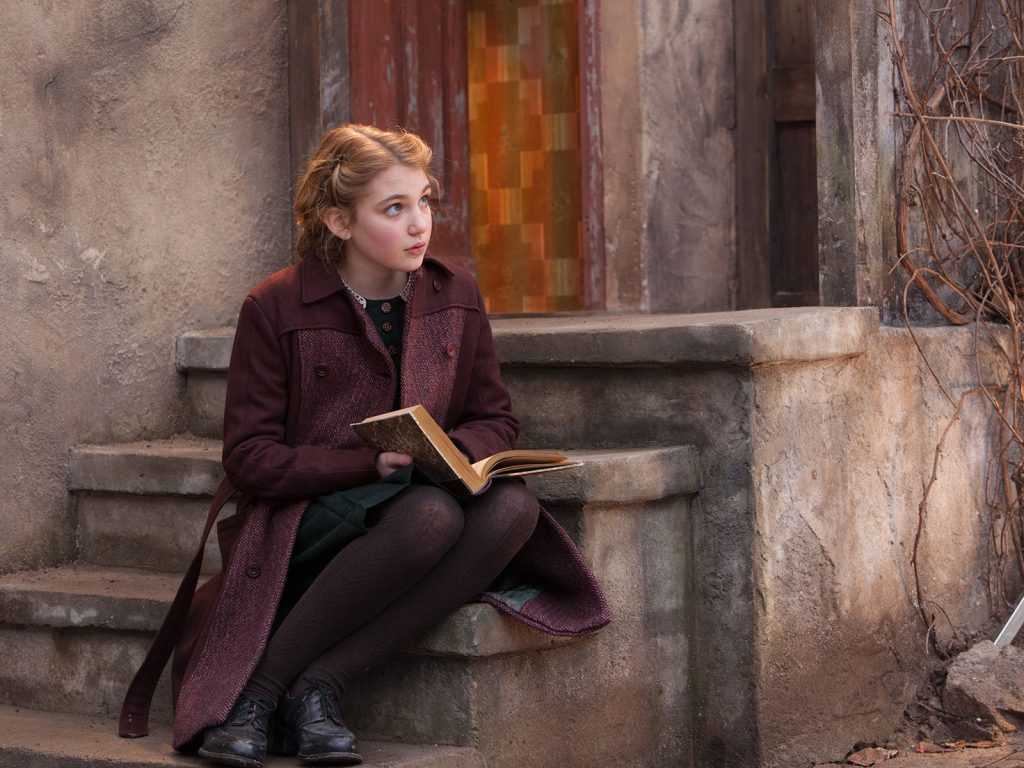 A menina que roubava livros traz trilha de John Williams