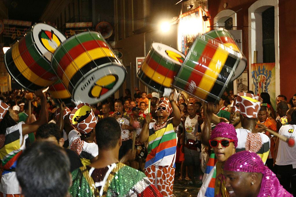 Grupo baiano Olodum aporta hoje na Fan Fest de Natal