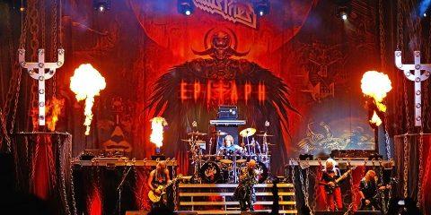 O Judas Priest costuma fazer dos seus shows grandes espetáculos