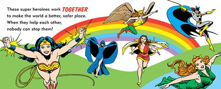 My-First-Book-of-Girl-Power-Julie-Merberg-DC-Comics-Downtown-Bookworks-2014-2